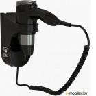 Фен Puff 1600Bl (черный)