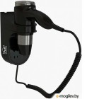 Фен Puff 1600BLB (черный, с дополнительной розеткой)