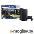 Sony PlayStation 4 1Tb Black CUH-2208B + F DG/GOW/TLOU/PS+3M PS719350002