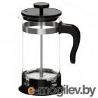 УПХЕТТА, Кофе-пресс/заварочный чайник, стекло, нержавеющ сталь, 1 л 903.721.85