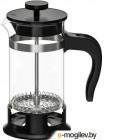 УПХЕТТА, Кофе-пресс/заварочный чайник, стекло, нержавеющ сталь, 0.4 л 303.809.42