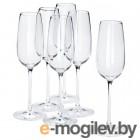 СТОРСИНТ, Бокал для шампанского, прозрачное стекло, 22 сл 803.963.18