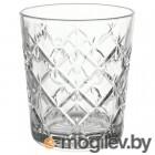 ФЛИМРА, Стакан, прозрачное стекло, с рисунком, 28 сл 003.792.71