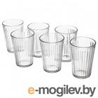вардаген, стакан, прозрачное стекло, 31 сл 403.792.74