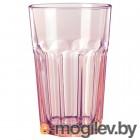 покал, стакан, розовый, 35 сл 704.177.12