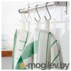 ЭЛЛИ, Полотенце кухонное, белый, зеленый, 50x65 см 104.490.42
