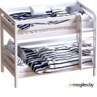 Двухъярусная кровать Мебельград Авалон (восковая эмаль)