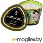 Эротическое массажное масло Shunga Zenitude зеленый чай / 274511 (170мл)