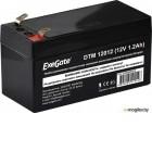 Аккумуляторы для ИБП/UPS ExeGate DTM 12012 12V 1.2Ah клеммы F1 EX282956RUS