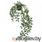фейка, искусственное растение в горшке, д/дома/улицы, подвесной, 9 см 803.495.48