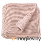 ИГАБРИТТА, Плед, бледно-розовый, 130x170 см 503.740.68
