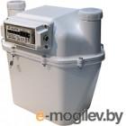 Счетчик газа бытовой БелОМО СГД ЗТ G6 с термокомпенсатором (левый)