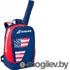 Рюкзак теннисный Babolat Backpack Classic Flag 20 / 753087-209 (синий/красный)