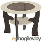 Журнальный столик Мебельград №13 (венге мали/ясень жемчужный)