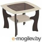 Журнальный столик Мебельград №14 (венге мали/ясень жемчужный)
