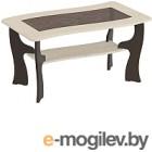 Журнальный столик Мебельград №16 (венге мали/ясень жемчужный)