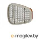 Принадлежности для респираторов/масок Фильтр для защиты от газов и паров 3M 6051 степень защиты A1 7000034751