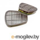 Принадлежности для респираторов/масок Фильтр для защиты от газов и паров 3M 6059 степень защиты ABEK1 7000034747