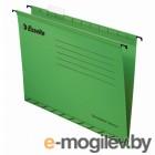 Esselte  Pendaflex Plus Foolscap подвесная  зеленая внеш405*внутр365*выс242 25шт/уп