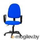 Кресло Бюрократ CH-1300N/3C06 синий Престиж+ 3C06