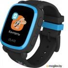Детские умные часы Elari KidPhone 4G Black