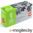 Cactus CS-C725S Black для Canon LBP 6000 i-Sensys 6000b i-Sensys (1600стр.)