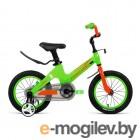 Велосипед 12 Forward Cosmo MG 19-20 г::Черный/Зеленый/RBKW0LME1005