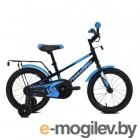 Велосипед 14 Forward Meteor 19-20 г::Серо-голубой/Желтый/RBKW0LNF1028