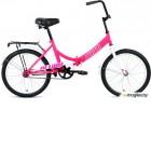 Велосипед 20 Altair City 20 1 ск 19-20 г::14 Розовый/Белый/RBKT0YN01005