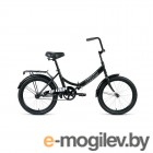 Велосипед 20 Altair City 20 1 ск 19-20 г::14 Черный/Серый/RBKT0YN01002