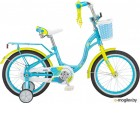 Велосипед Stels 16 Jolly V010 (LU092129)::Мятный