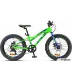 Велосипед Stels 20 Pilot 270 MD + V010 (LU089615)::Зелёный