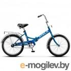 Велосипед Stels 20 Pilot 410 (LU086913)::Синий