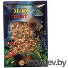 Грунты для аквариумов и террариумов Галька реликтовая Эко грунт №2 4-8mm 3.5kg г-0335