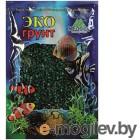 Грунты для аквариумов и террариумов Цветная мраморная крошка Эко грунт 2-5mm 1kg Emerald 500032