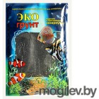 Грунты для аквариумов и террариумов Грунт Эко грунт 1-3mm 7kg Black Crystal 7-1056