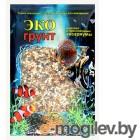 Грунты для аквариумов и террариумов Галька реликтовая Эко грунт №1 2-5mm 3.5kg г-0328