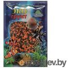 Грунты для аквариумов и террариумов Цветная мраморная крошка Эко грунт 2-5mm 3.5kg Black/Orange г-1013