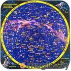Пазл Геомагнит Карта созвездий северного полушария / 1026