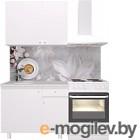 Готовая кухня Горизонт Мебель Point 100 (белый)