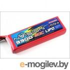 Силовые аккумуляторы LiPo 11.1V. Аккумулятор силовой стандарт 11.1V 3300mAh 30C LiPo NVision (силовой разъем Deans) .