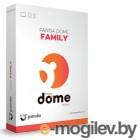 ПО Panda Family - ESD версия - на 5 устройств - (лицензия на 3 года)