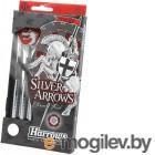 Дротики для дартса Harrows Steeltip Silver Arrows / 842HRED92124