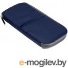 мужские портмоне / кошельки с чипами / визитницы Органайзер для путешествий Stride Torren Blue 10371.40