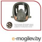 Респираторы, самоспасатели, противогазы Полнолицевая маска 3M 6800 р.M 7100211632