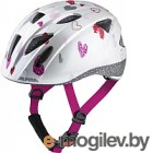 Защитный шлем Alpina Sports Ximo White Hearts / A9711-11 (р-р 49-54)