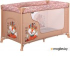 Кровать-манеж Lorelli Moonlight 1 Beige Foxy (10080392042)