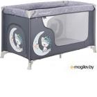 Кровать-манеж Lorelli Moonlight 1 Grey Cute Moon (10080392070)