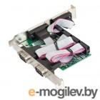 Контроллер ExeGate EXE-310 PCI-E, 4*COM port (OEM)