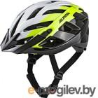 Защитный шлем Alpina Sports Panoma 2.0 / A9724-10 (р-р 56-59, белый/неон/черный)